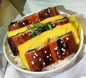 Unatama Mini Donburi 鳗鱼玉子迷你丼 - RM19.99