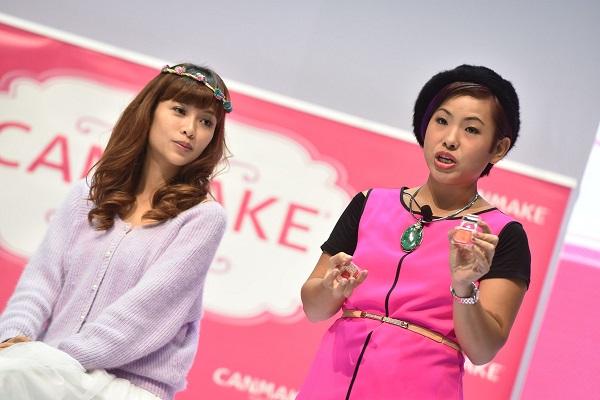 Canmake Tokyo Cheesie (1)
