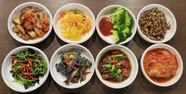 Gangnam Station - Side Dishes