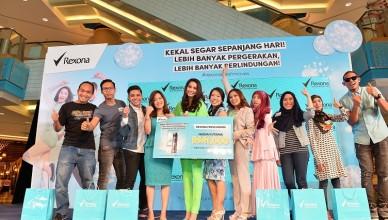 Rexona Fresh Moves Digital Contest Winners