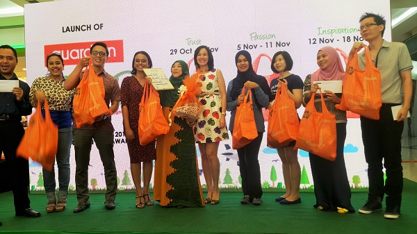 Winners of Guardian BYOB