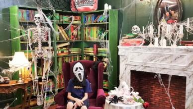 Creepy 3D Haunted Room - 1Utama