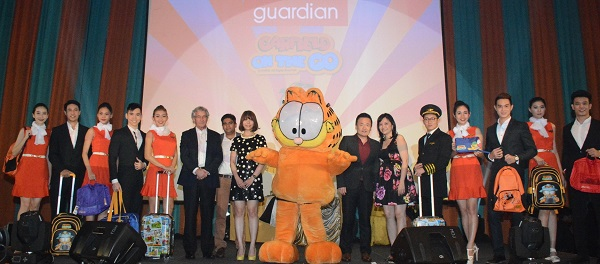 Guardian Garfield OTG