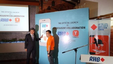 RHB Tableapp Launch