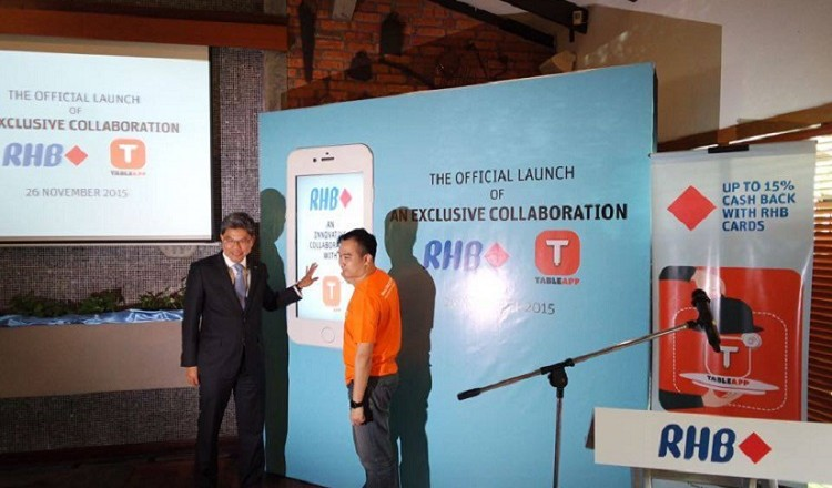 RHB Tableapp Launch