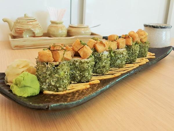 Spicy Tofu Roll - TNM
