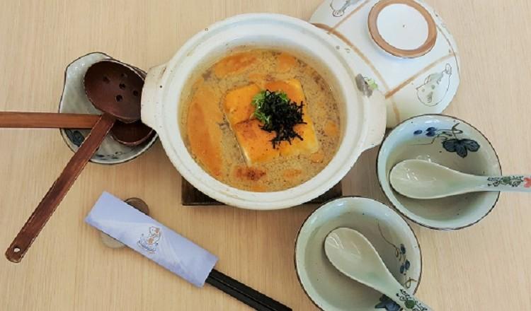 Uni Tofu Nabe - Tsuki No Miyako (Main)