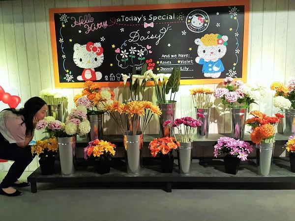 Flowers Stall - HKGA