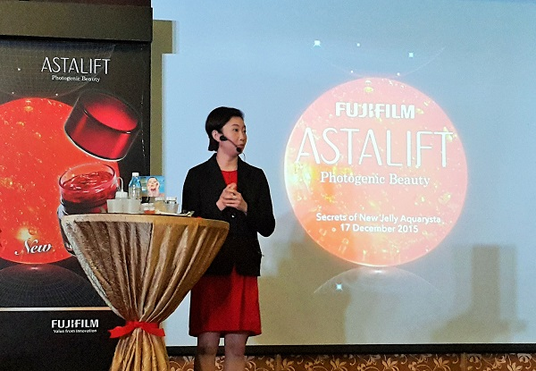 Jaime Chan, Regional Trainer Fujifilm Asia Pacific – Life Science Division.