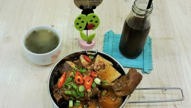 Kohi - Braised Chicken Drumstick Set