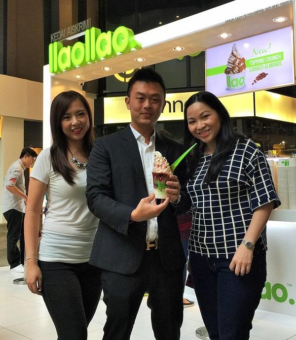 Me, Fiona & Tan Kai Young, Director of Petra Empire Sdn Bhd