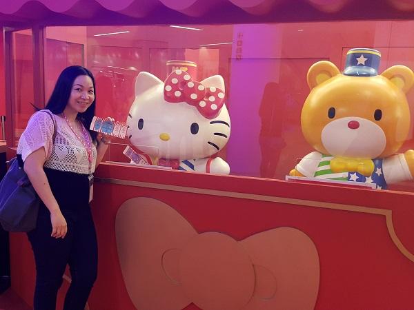 Me at HKGA