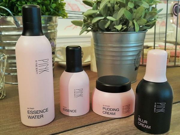 Pink Pure Beauty Range - Watsons
