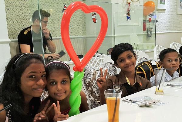 Smiling Kids - Guardian CSR