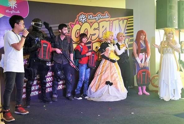 Top 5 Consolation - Cosplay KP