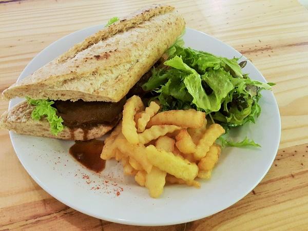 Braised Beef Tenderloin Sandwhich - SC