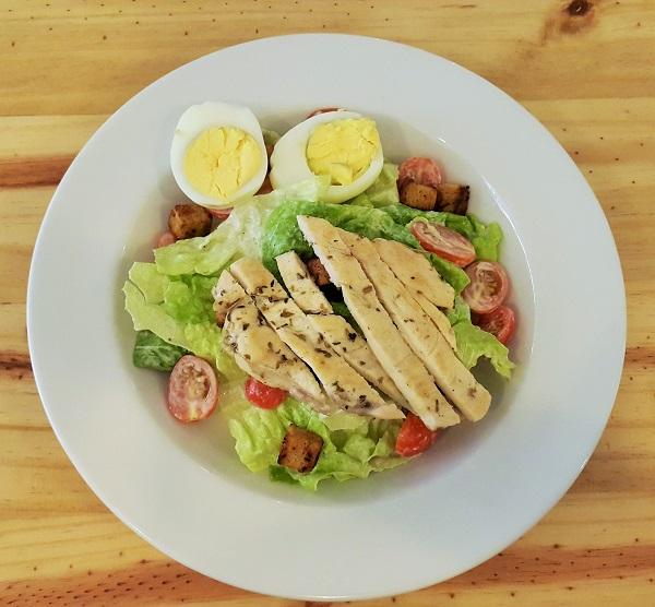 Chicken Caesar Salad - SC