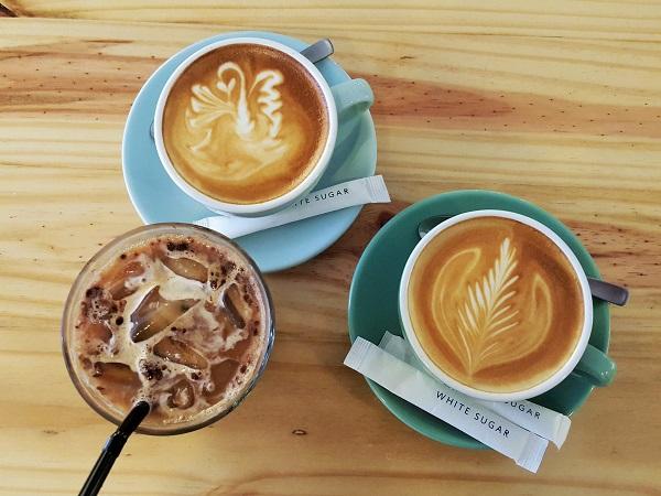 Drinks - Smirk Cafe