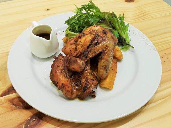 Grilled Spring Chicken 2 - SC