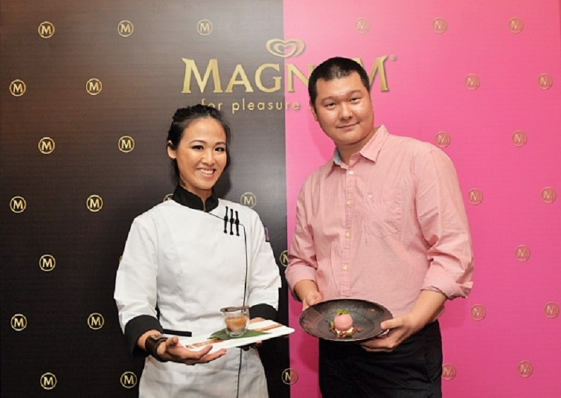 Isadora Chai & Shawn Tan, Head Category Of Refreshement Unilever Malaysia Holdings Sdn Bhd