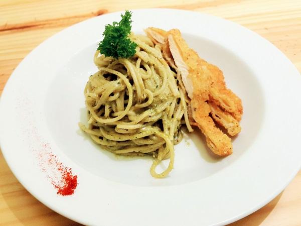 Pistachio Breaded Chicken Breast - SC