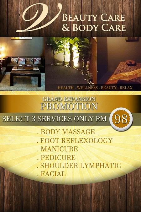 V Beauty Care & Body Care