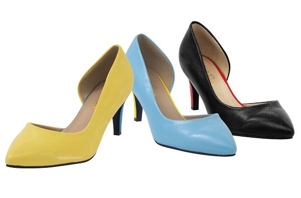 well-heeled lady - carlo rino