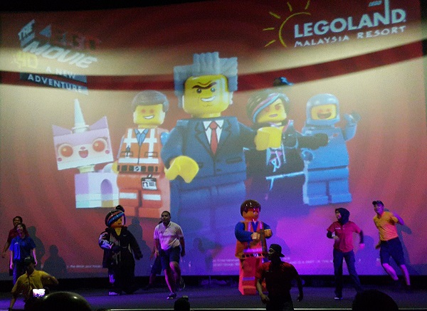 LEGO® Movie™ Launch Gimmick