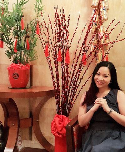 Me at Tai Zi Heen - Pullman KLCC