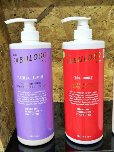 Products Use Evo Fabuloso