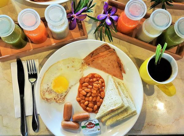 Breakfast Set - Mama Kim