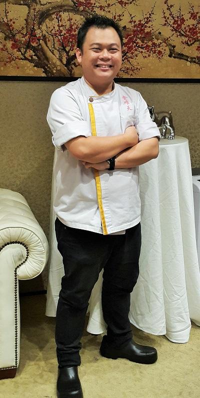 Chef Chong Shi Ming - Sky Palace
