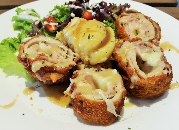 Chicken Cordon Bleu - HCB
