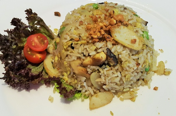 Hazelnut Fried Rice - HCB