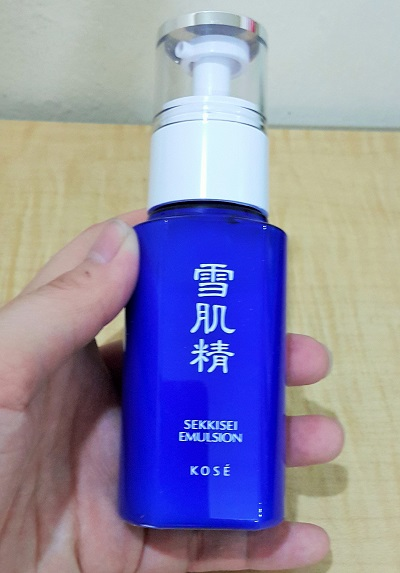 Review) My Beauty Journey With KOSE Sekkisei's Special
