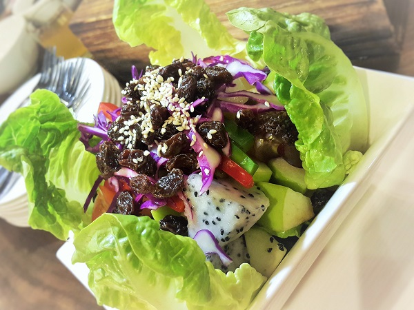 Mix Fruit Salad - Mama Kim Sauna Mee