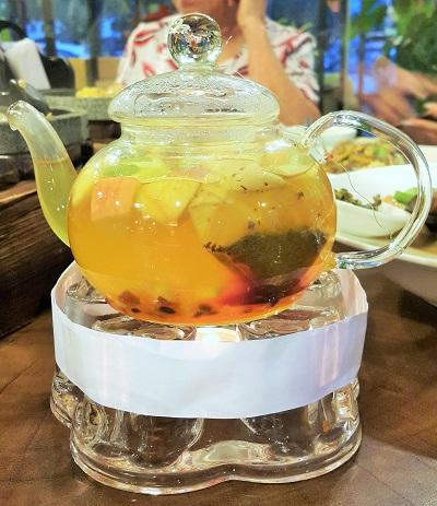 Natural Fruit & Flower Tea - Mam Kim Sauna Mee