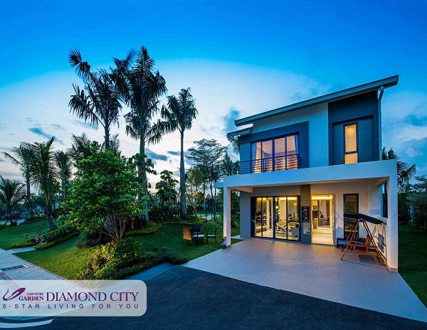 Country Garden Diamond City