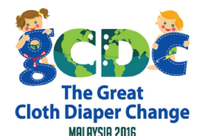 The Great Cloth Diaper Change Malaysia 2016