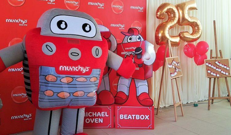 Munchy's 25th Anniversary