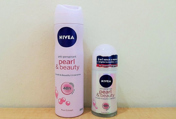 how to use nivea pearl and beauty