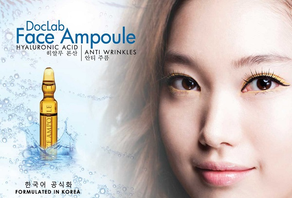Boost Your Skin Hydration With DocLab Hyaluronic Acid Face