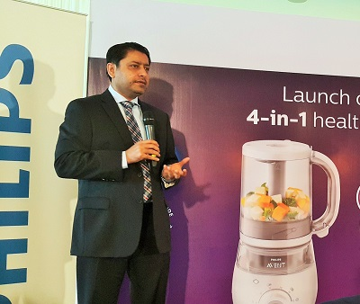 Philips Avent 4-In-1 Healthy Baby Food Maker (5)