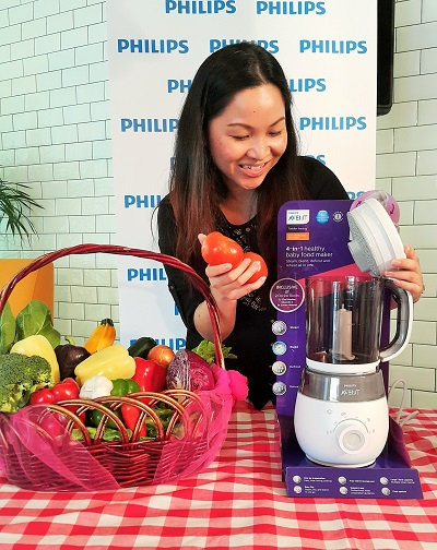 Philips Avent 4-In-1 Healthy Baby Food Maker (7)