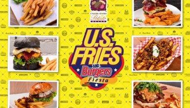 U.S. Burgers & Fries Fiesta (MP)