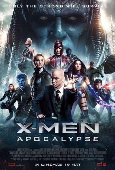 X Men Poster 1Sheet Camp F_19 May