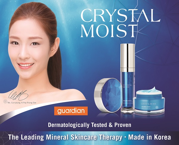 Eun-young with Products
