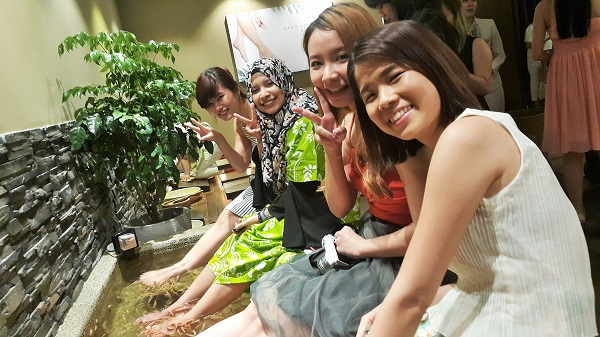 Beauty & Feast Spa Party @ Herbaline, Puchong - Let's Roll With Carol