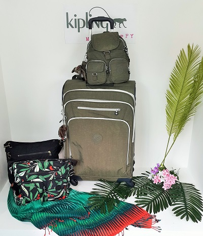 Kipling Summer Pre-Fall Collection 5