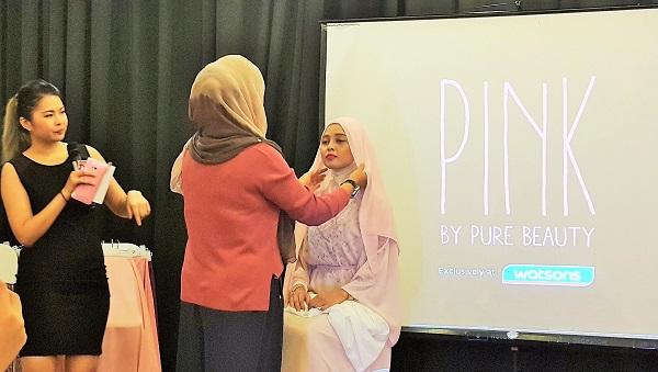Watsons- Pink By Pure Beauty 6